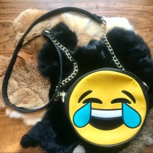 Olivia Miller Emoji crossbody purse